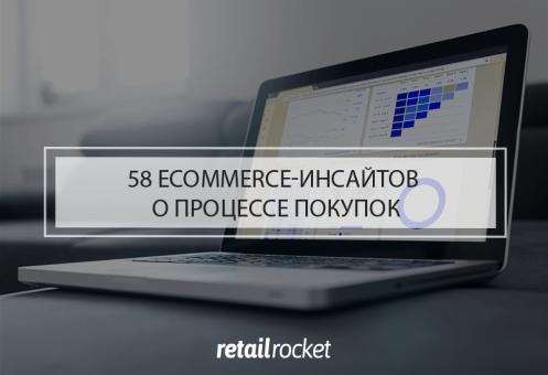 Ecommerce-инсайты: 58 фактов о том, как пользователи выбирают интернет-магазин и что влияет на решение о покупке