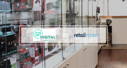 Кейс персонализация интернет-магазина SP Digital: рост выручки до 19,4%
